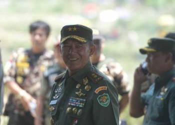 Pangdam III/Siliwangi, Mayjen Besar Harto Karyawan (Foto:galamedia)