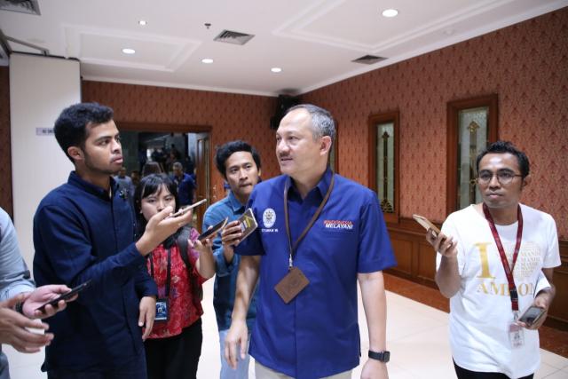 Deputi Bidang Sumber Daya Manusia Aparatur Kementerian PANRB, Setiawan Wangsaatmaja.  Foto: Kementerian PANRB