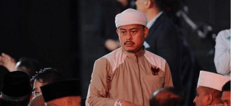 Ketua Umum PA 212 Slamet Maarif (Foto: CNNIndonesia)