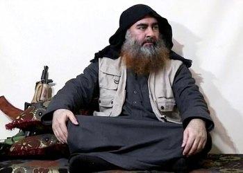 Komando ISIS Al-Baghdadi (Foto: reuter/CNNIndonesia)