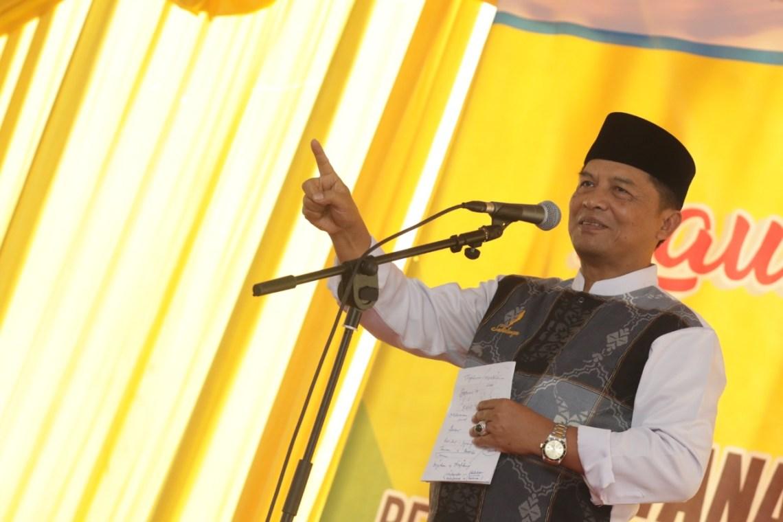 Bupati Bandung, dadang M Naser (Foto: Humas Pemkab Bandung)