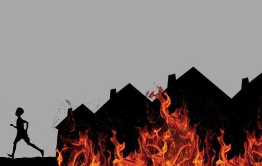 Ilustrasi kebakaran (liputan6.com)