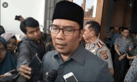Gubernur Jawa Barat, Ridwan Kamil (Foto: screenshot galamedianews.com/net)