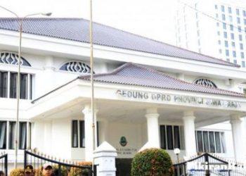 Gedung DPRD Jabar (Foto: pikiran rakyat)
