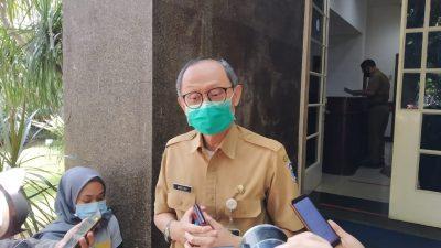 Kepala Dinas Koperasi dan UMKM Kota Bandung, Atet Dedi Handiman (Foto: Asep Awaludin/dara.co.id)
