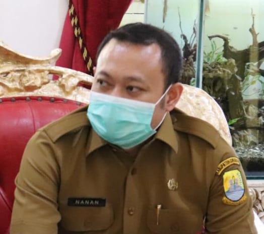 Kabag Humas Pemkab Cirebon, Nanan Abdul Manan (Foto : Yohanes Viany /dara.co.id)