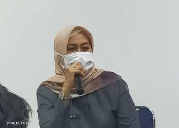 Eni Suhaeni, Kepala Dinas Kesehatan kabupaten Cirebon. (Foto : setiawan bambang/dara.co.id)