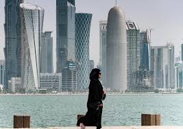 Salah satu pemandangan di Kota Qatar (Foto : Lifepal)