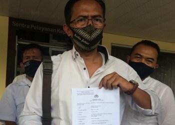 Ketua DPD Pospera Jabar Achmad Teddy Risandi (Foto: Avila/dara.co.id)