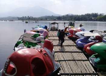 Situ Bagendit di Kecamatan Banyuremi, Kabupaten Garut (Foto: Istimewa)