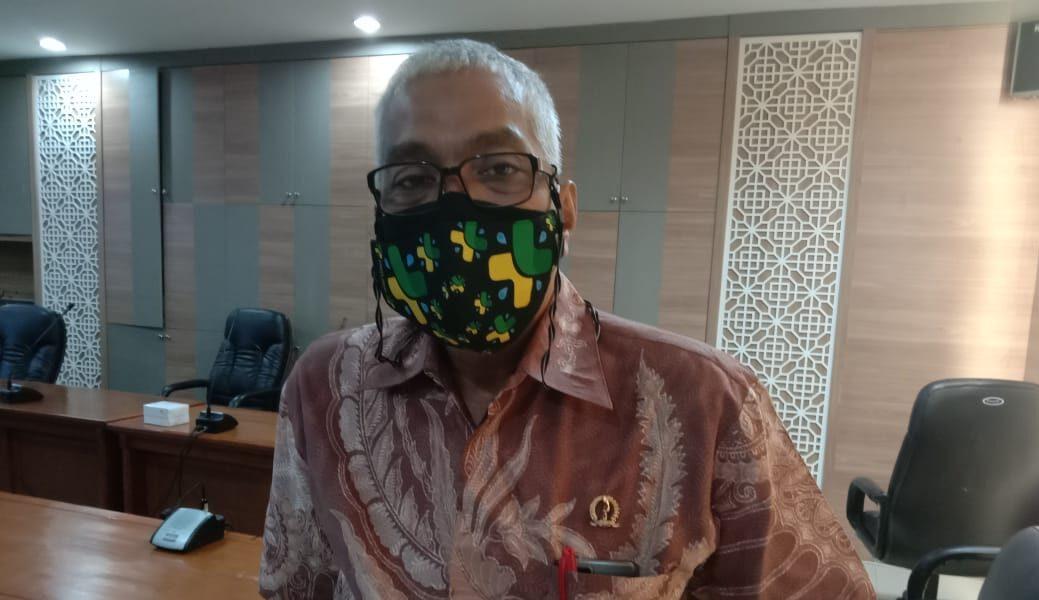 Wakil Ketua Komisi V DPRD Jabar Abdul Hadi Wijaya
