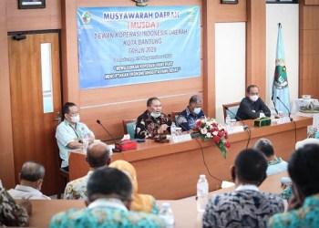 Wali Kota Bandung, Oded M Danial (Foto: Avila/dara.co.id)