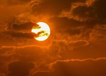 Ilustrasi matahari (Foto: Pixabay)