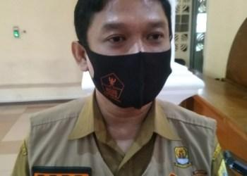Sekretaris Satgas Penanganan Covid-19 Kabupaten Cirebon, Alex Suheriyawan