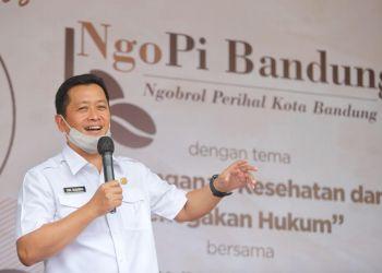 Sekretaris Daerah Kota Bandung Ema Sumarna (Foto: Avila/dara.co.id)