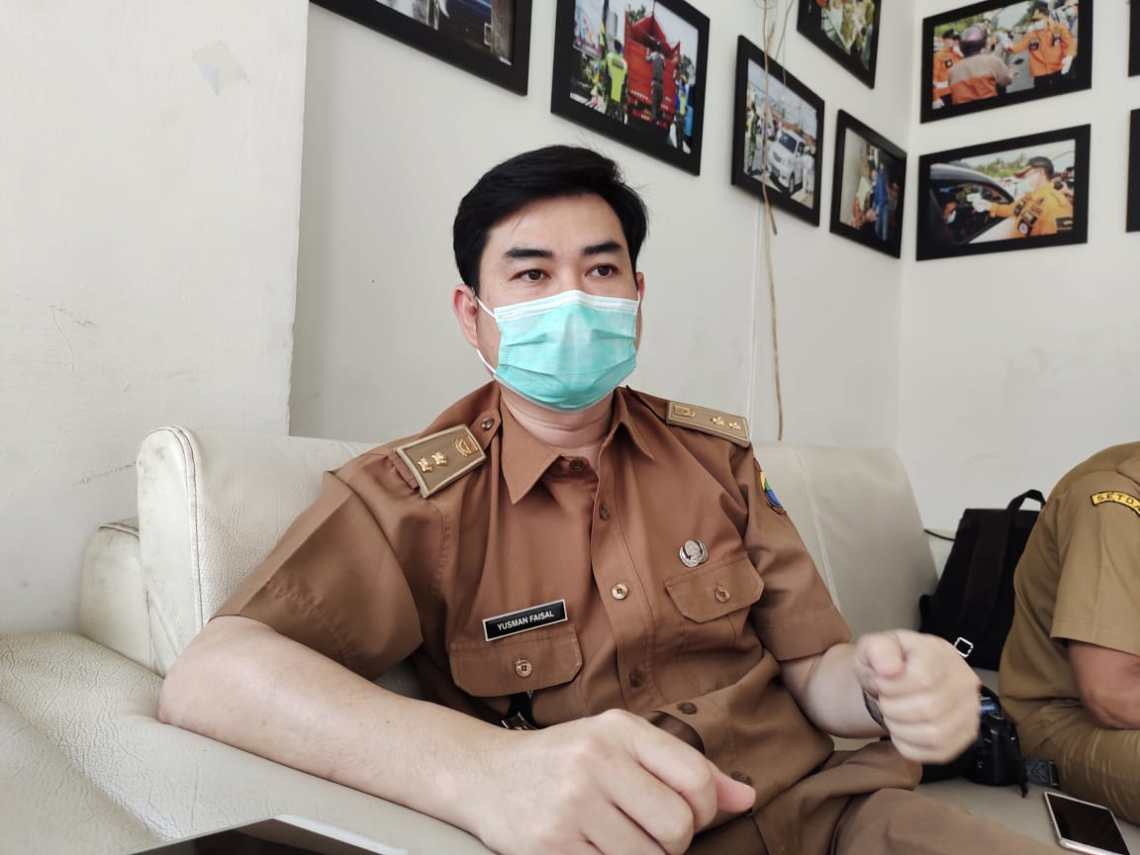 Juru Bicara Satuan Tugas Penanganan Covid-19 Kabupaten Cianjur, dr Yusman Faisal