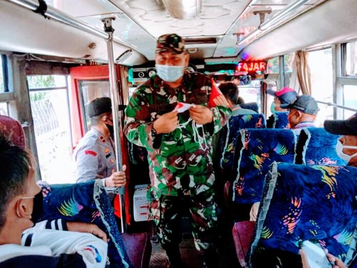 Danramil 0505/ Tanjungsiang, Kapten Inf Alexgro Watulaga