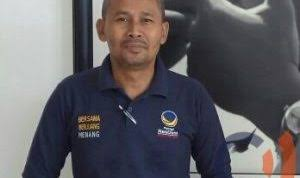 Sekretaris DPD Nasdem KBB H. Hero Prihatnawan