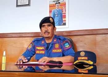 Kepala Disdamkar Kabupaten Garut, Aah Anwar Saefulloh