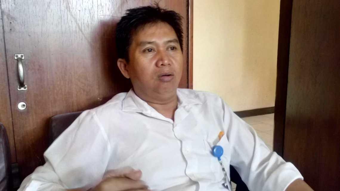 Kepala Seksi Sarana Dinas Pertanian Kabupaaten Garut, Dudung Sumirat