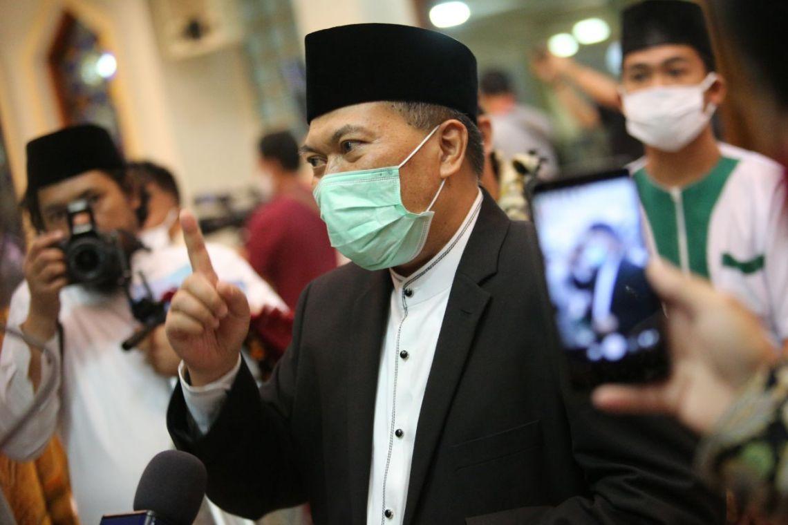 Oded M. Danial. (Foto: Humas Setda Kota Bandung)