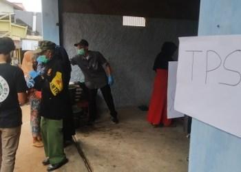 Pemungutan suara ulang di Waungkondang Cianjur (Foto: Purwanda/dara.co.id)