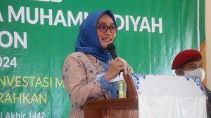 Wakil Wali Kota Cirebon, Dra. Hj Eti Herawati