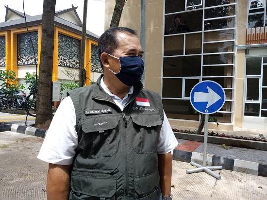 Kepala Pelaksana Harian  BPBD Kabupaten Bandung, Akhmad Djohara (Foto: Verawati/dara.co.id)