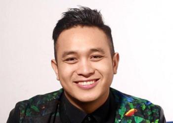 Presenter kondang, Gilang Dirga (Foto: Tribunnews.com)