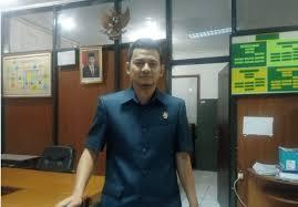 Ketua Komisi D DPRD Kabupaten Bandung, Maulana Fahmi