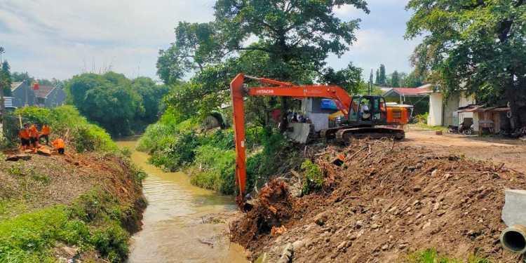 Ilustrasi pergeseran tanah (Foto: Istimewa)