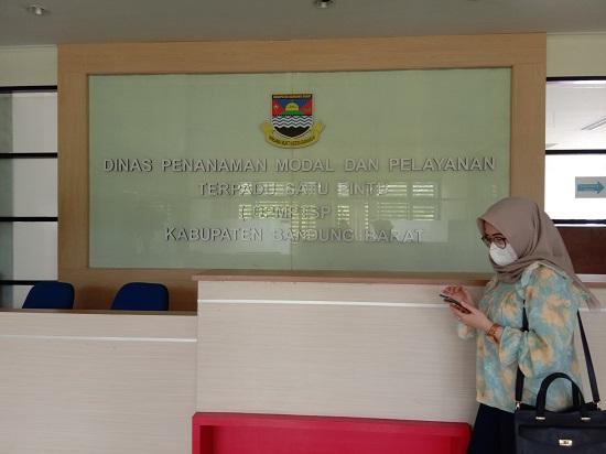 Kantor DPMPTSP KBB (Foto: Istimewa)