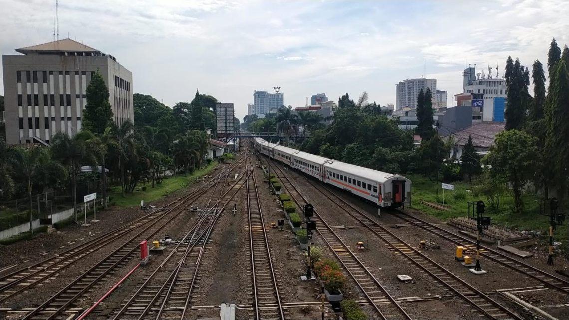 Ilustrasi kereta api (Foto: Istimewa)