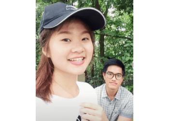 Kebersamaan Kaesang dan Felicia (Foto: Screenshot Instagram @kaesangfelicia)