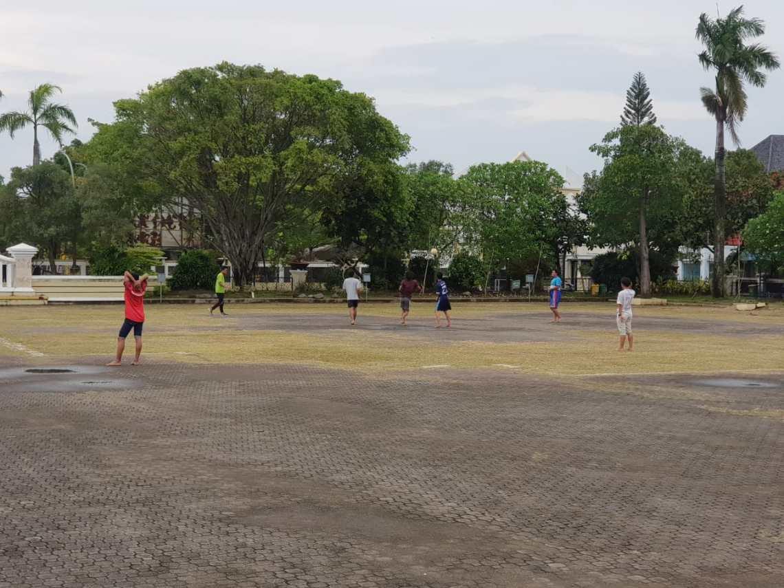 Alun-alun Indramayu (Foto: Yohanes/dara.co.id)