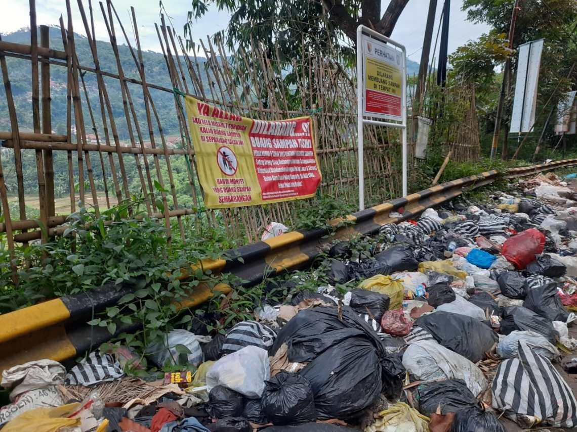 Ilsutrasi sampah (Foto: Verawati/dara.co.id)