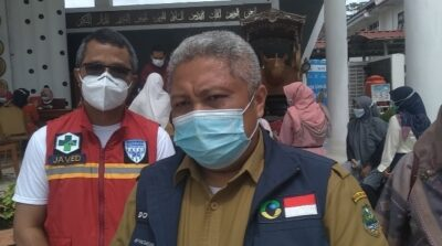 Penjabat  (Pj) Sekretaris Daerah Cianjur, Dodit Ardian Pancapana