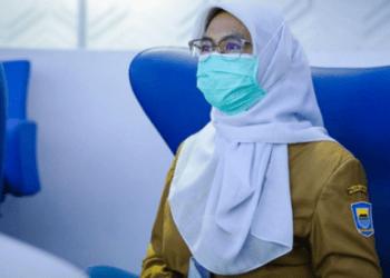 Kepala Dinas Kesehatan Kota Bandung dr Ahyani Raksanagara (Foto: Bisnis.com)