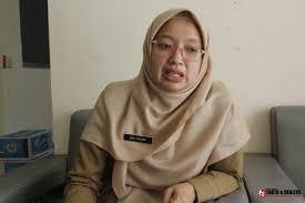 Sekretaris Dinas Kesehatan Kabupaten Garut, dr Leli Yuliani