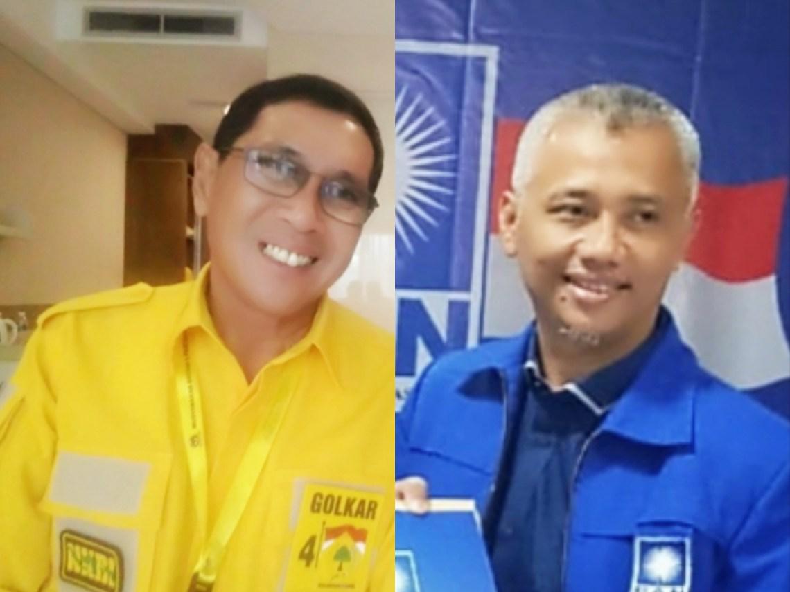 Muhammad Yusup dan Hendro Nugroho (Foto : istimewa)