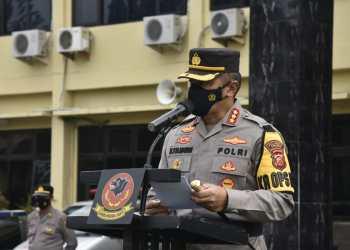 Kapolresta Cirebon, Kombes Pol M. Syahduddi, S.I.K, M.Si