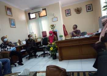 Transparency Institute saat audien ke Dinkes Kabupaten Tasikmalaya (Foto: Istimewa)