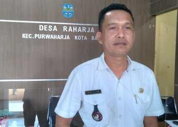 Ketua DPC Apdesi Kota Banjar, Yayat Ruhiat (foto:Nanang Yudi/dara.co.id)