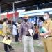 Pimpinan dan Anggota Komisi V DPRD Provinsi Jawa Barat meninjau kondisi Stadion Sangkuriang, Kota Cimahi, Senin (19/4/2021). (Foto : Rizky/Humas DPRD Jabar).