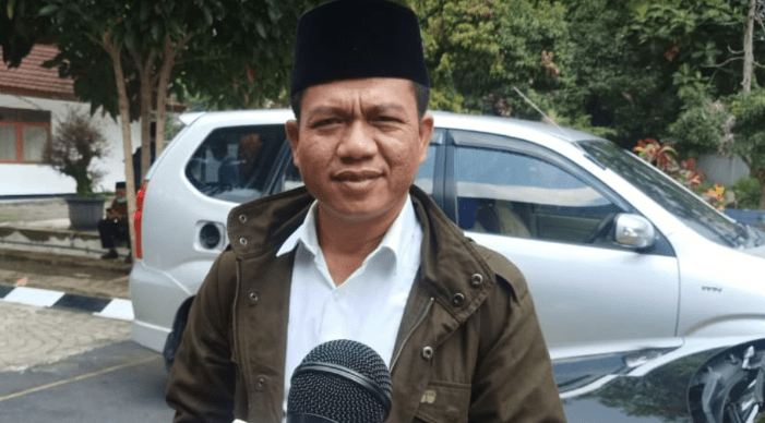Bupati Bandung terpilih dadang Supriatna (Foto: Engkos Kosasih/galamedianews)