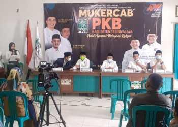 Mukercab PKB Kabupaten Tasikmalaya (foto : Dok. DPC PKB)