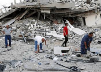 Israel terus menggempur Gaza (Foto: AP Photo/detikcom)
