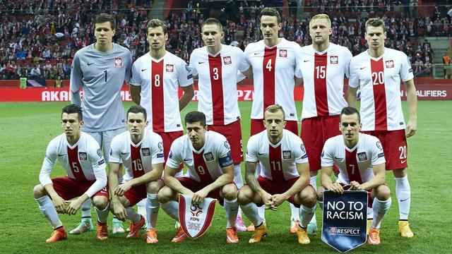 Timnas Polandia (Bola.com)