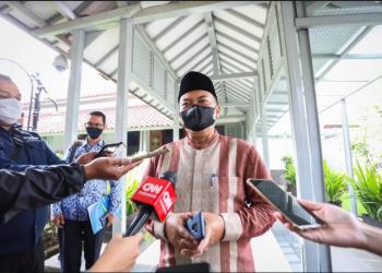 Wali Kota Bandung Oded M Danial (Foto: Istimewa)