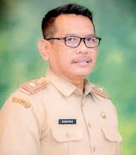 Kepala Disdukcapil Kabupaten Subang, H. Sumarna